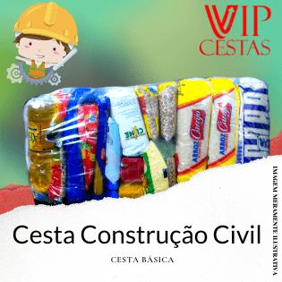 04 – Cesta básica bh Construção Civil